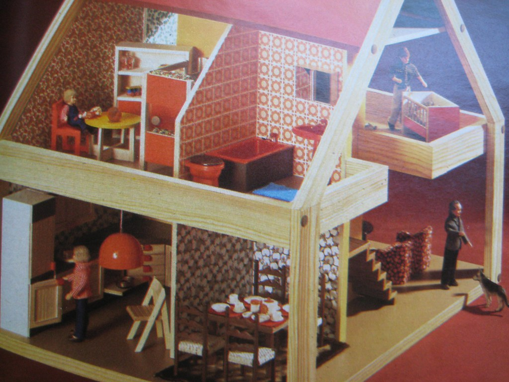 1982 bodo hennig puppenhaus allg u diepuppenstubensammlerin flickr. Black Bedroom Furniture Sets. Home Design Ideas