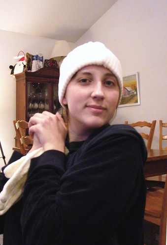 Abby wearing a funny hat glenn marsch flickr for Abby glenn