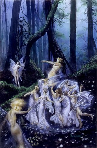 Wiccan Faeries | by arabella jolie
