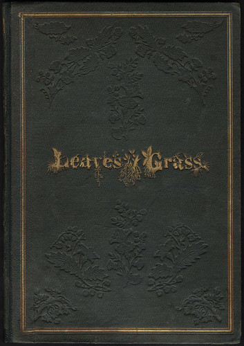 Leaves of Grass [Front cover] | File name: 09_03_000143 ...