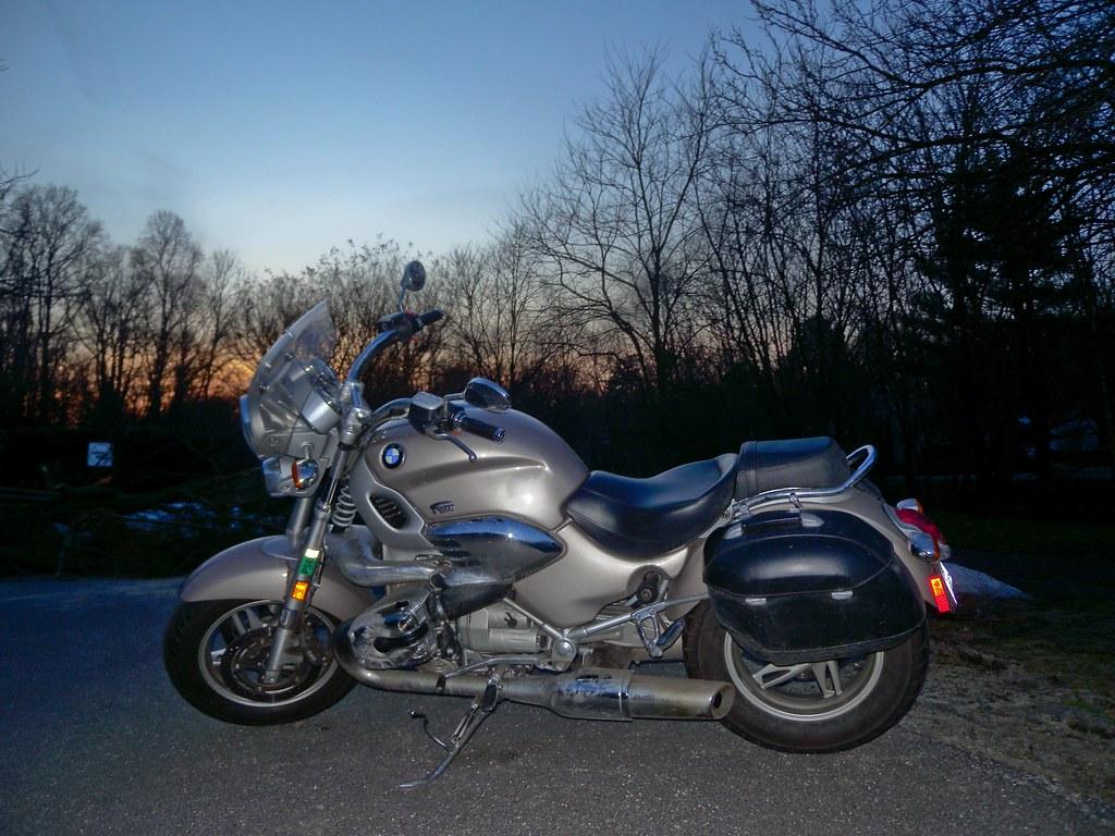 Bmw R1200c Montauk My Dirty Bike Sok E Flickr