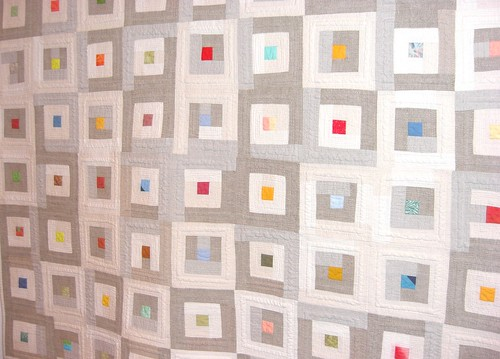Ingrid Press quilt | by flossyblossy