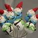Travel Gnome Cake Pops and Palm Tree Cake Pops