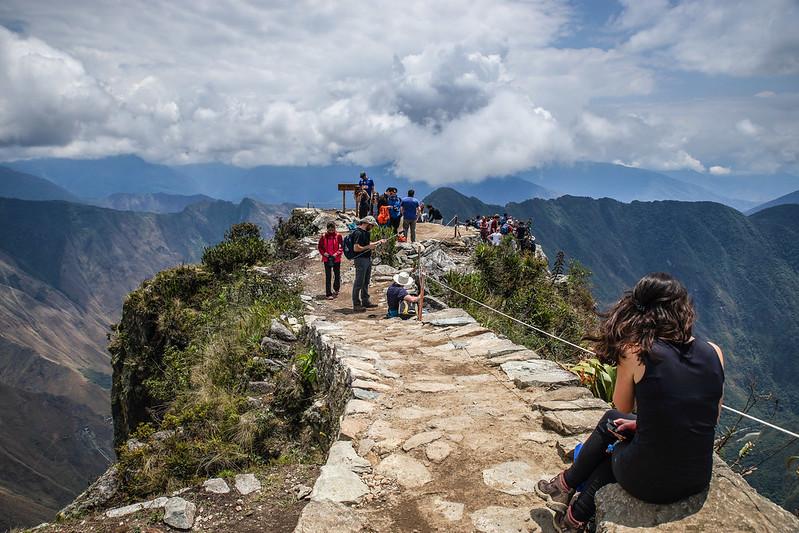 Top of Machu Picchu Montana