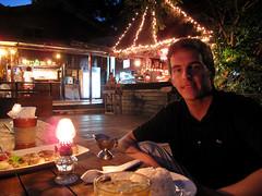 Dinner at New Heaven, Koh Tao