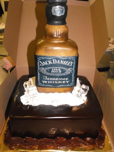 Jack Daniels cake  Exclusive Cake Shop  Flickr
