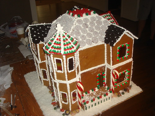 Gingerbread House '09 | by Mary Duan