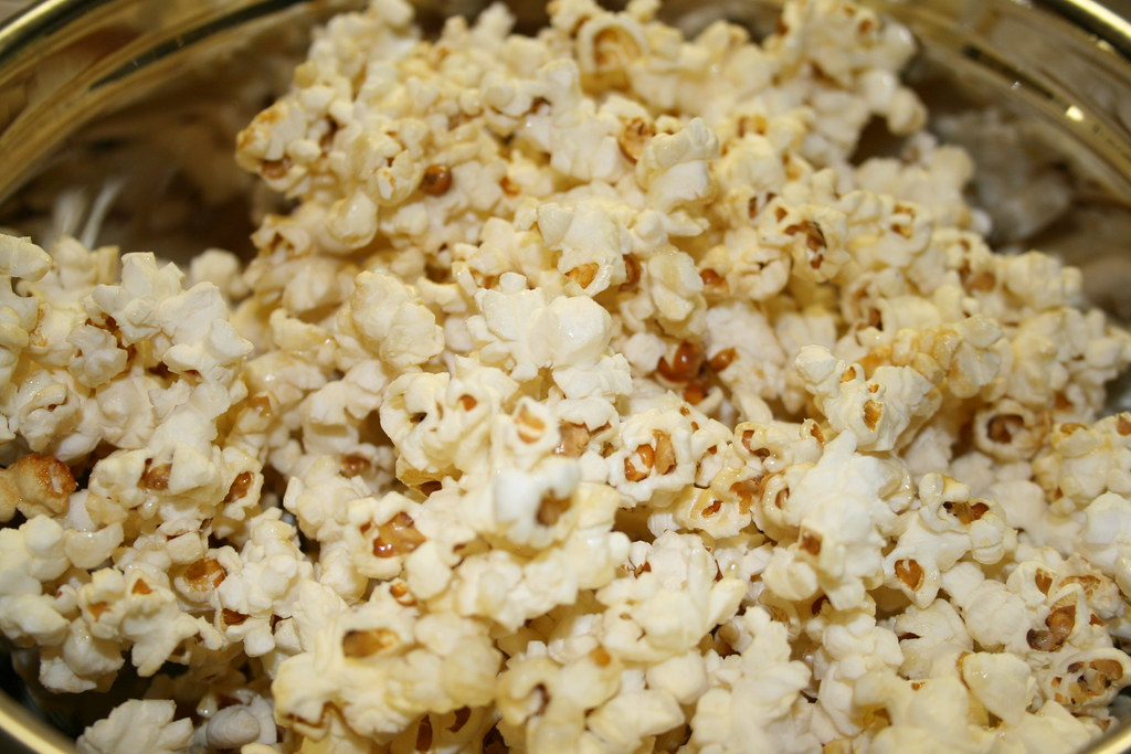 Organic Popping Corn Whole Foods