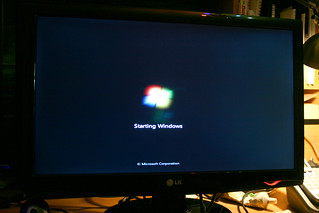 Starting Windows 7 | by Paul Schultz
