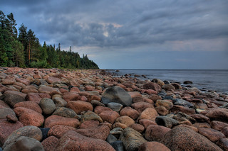 Ladoga lake | by dSavin