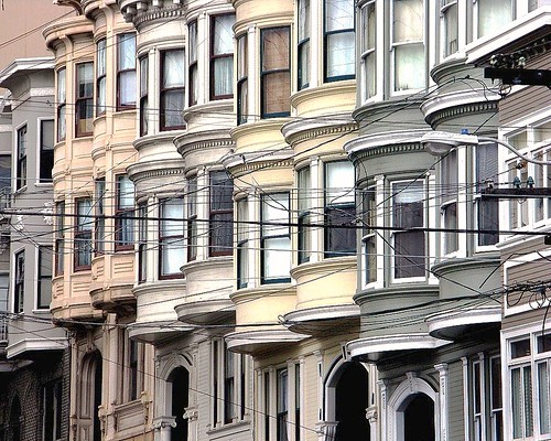 Russian Hill, San Francisco | by Dave Glass . foto