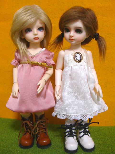 Pocky Dreams~: ~Chirstmas Shoot & New DF Dolls!~