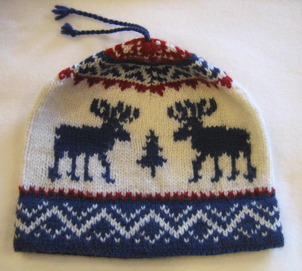 Knitting Olympics Ravelry : Olympic hat done lv knit flickr