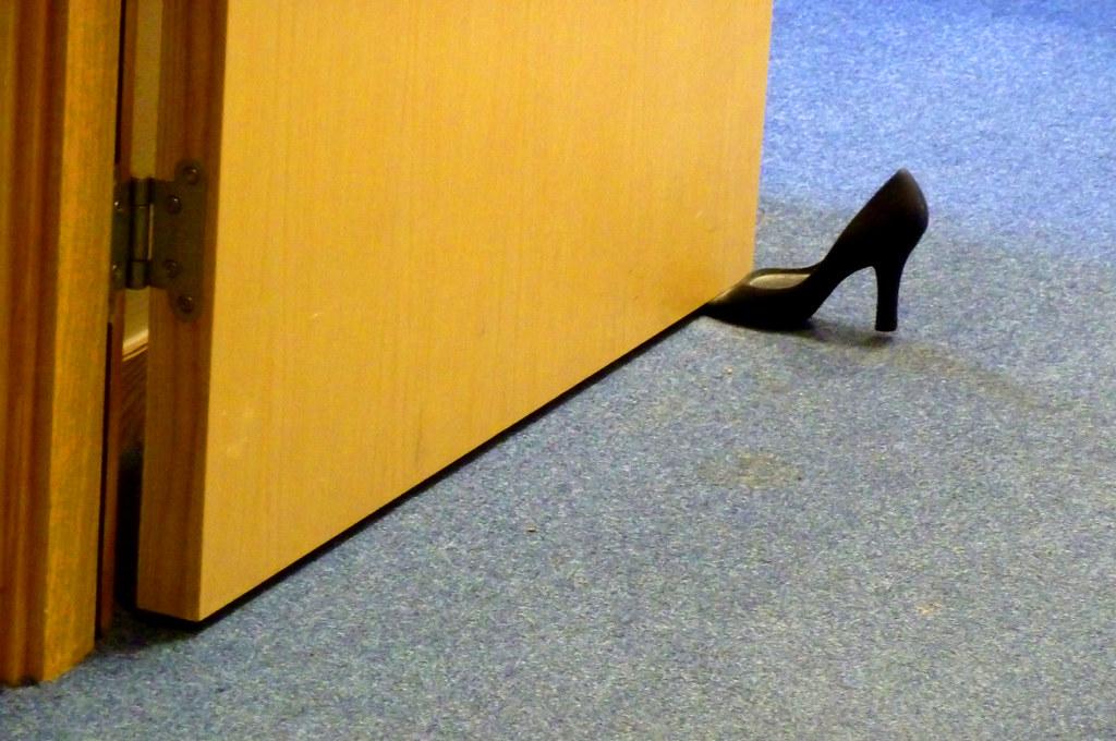 Open Door Policy The Office Next Door Temporalata Flickr