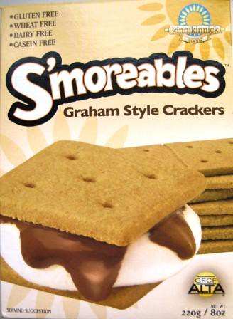 S'moreables | by Gluten Free Nosh