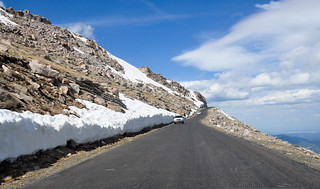 Motoring the Mount Evans Scenic Byway | Driving the ...