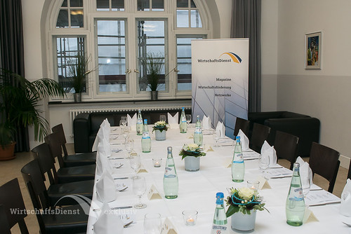 WirtschaftsDienst Mittagstisch Hannover 31.1.2017