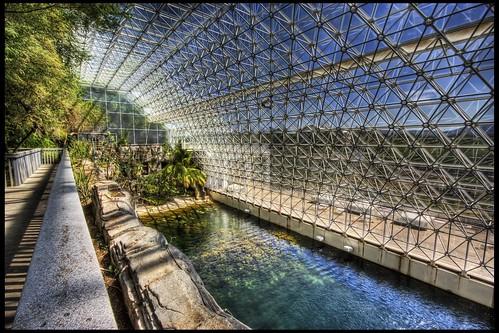 Biosphere 2 Oracle Az Photo Courtesy Of Rick De Sousa