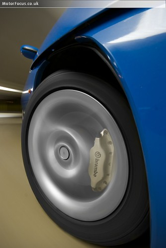 Fiat Coupe Brembo brake caliper | by MotorFocus.co.uk