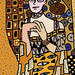 Week 36: Klimt: Wearing The Gown: Klimt's Colors: 2009.11.08