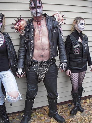 Dc2874 Man In Leather Halloween Salem Ma 169 2009 Flickr