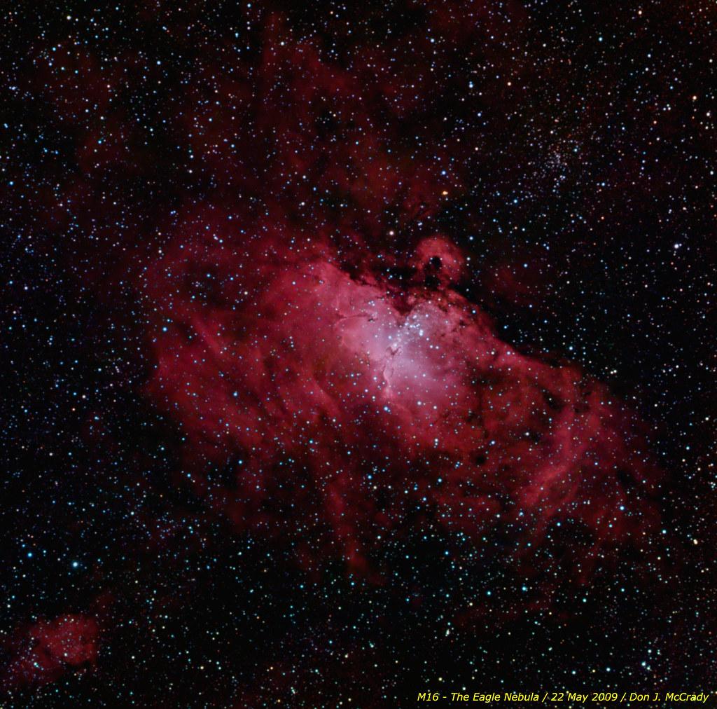 m16 eagle nebula face - photo #27