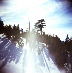 Big Bear Holga 03 | by TooSunnyOutHere