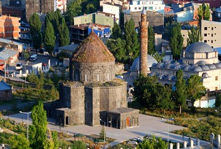 armenian church and mosque, kars | by hopemeng