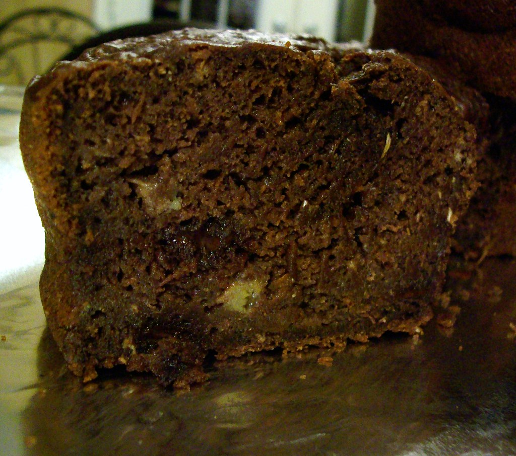 Rich Chocolate Cake Made With Almond Meal