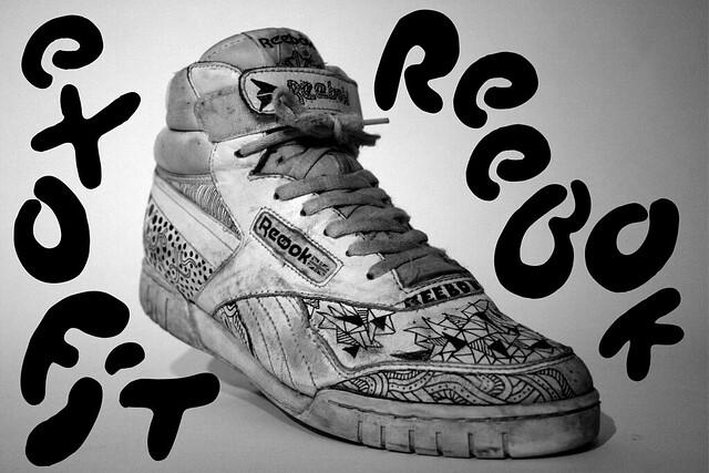 Custom Shoes Graphic Design