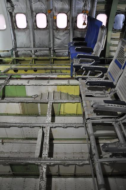 Boeing 747 int rieur int rieur d 39 un boeing 747 inside for Interieur 928