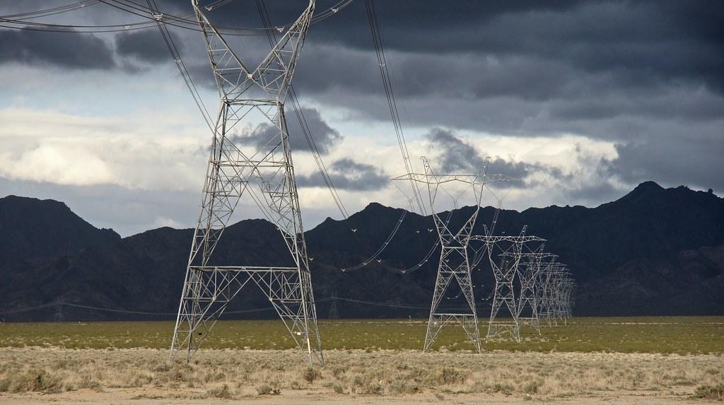 What Is Transmission >> Primm, Nevada scenics 17 of 19 | high voltage transmission l… | Flickr