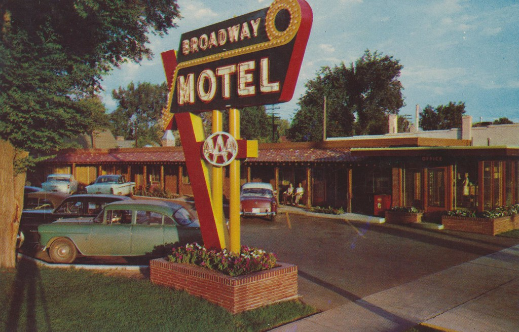 Broadway Motel - Denver, Colorado