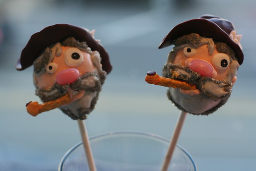 Pioneerville Cake Pops | by Sweet Lauren Cakes
