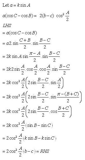 RD-Sharma-Class-11-Solutions-Chapter-10-sine-and-cosine-formulae-and-their-applications-Ex-10.1-q24