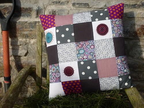 Cushion for J