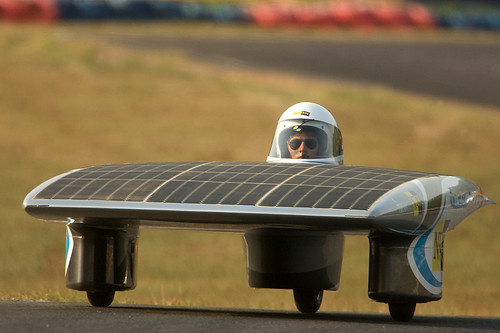 Solar Vehicle | by World Solar Challenge