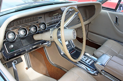1966 ford thunderbird convertible  4 of 6