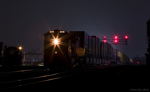 Westbound Holding at Basta | by K-Szok-Photography