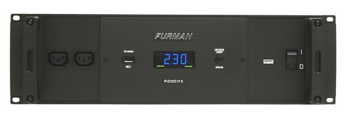 Furman P-2300 IT E -- Front View | by Panamax-Furman