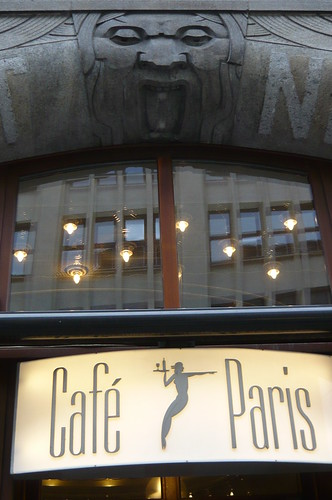 cafe paris hamburg lovely cafe in hamburg g travels flickr. Black Bedroom Furniture Sets. Home Design Ideas