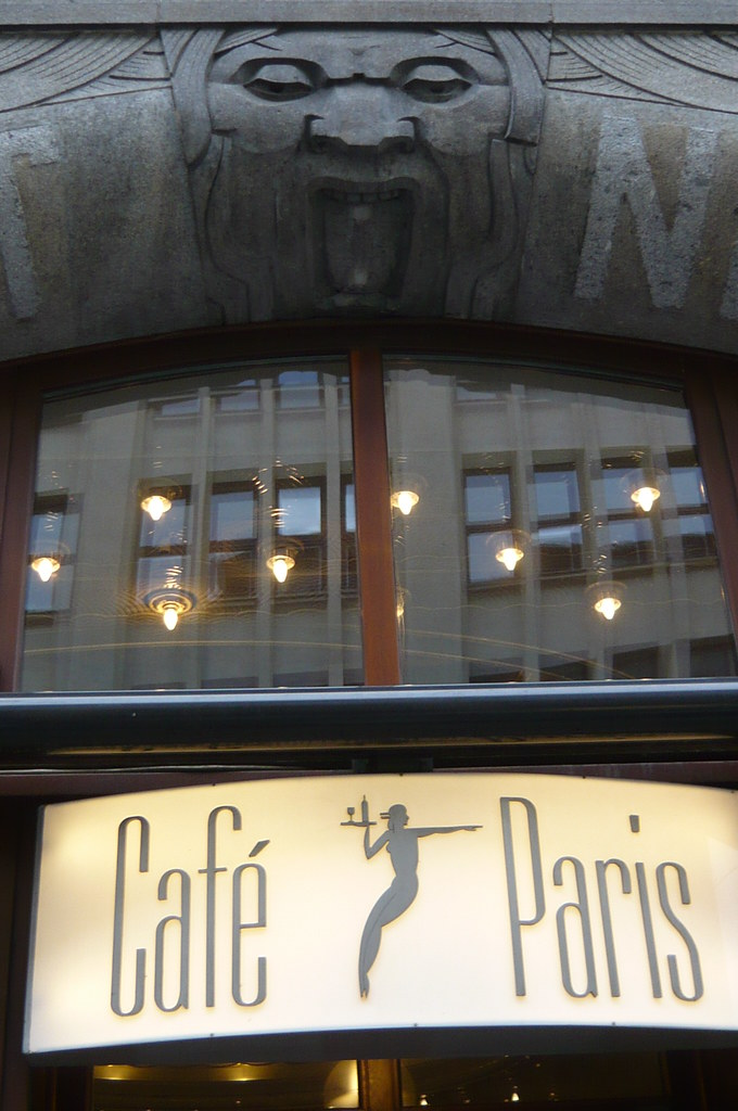 cafe paris hamburg lovely cafe in hamburg g travels flickr. Black Bedroom Furniture Sets. Home Design Ideas
