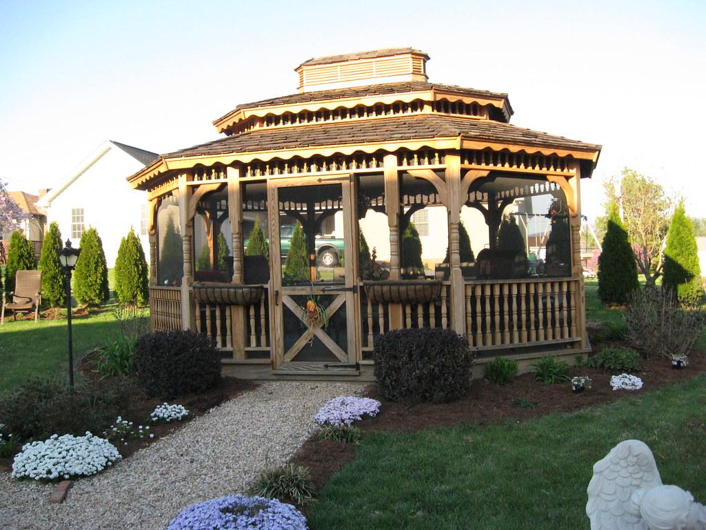 Diy Home Design Ideas Com: Hot Tub Landscaping Ideas Photos
