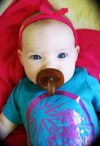 Delilah George ...cutest baby in unicorn t-shirt | by ...love Maegan