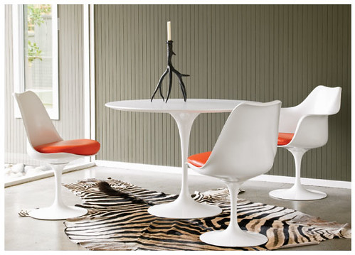 Exceptionnel ... Tulip Table And Chairs | By AMM Blog