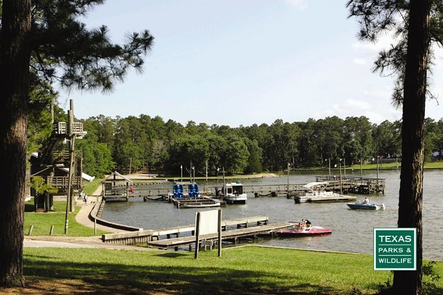 Lake livingston state park texas parks and wildlife flickr for Lake livingston fishing report