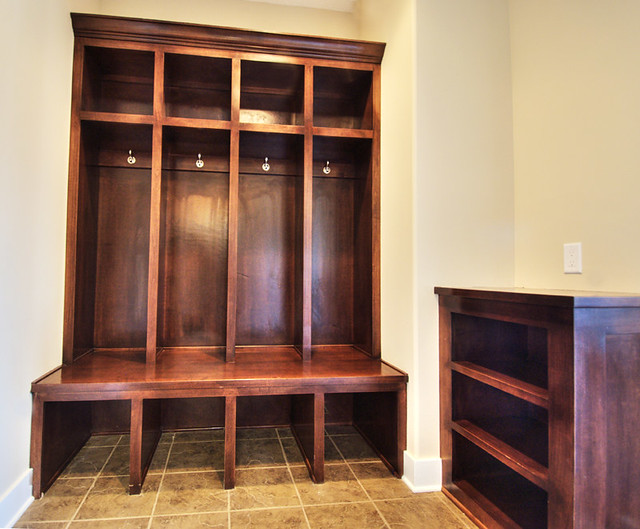 mudroom with built in lockers kdcbuilt flickr