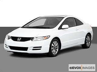 2010 honda civic coupe ex l 114 front of vehicle from driv flickr. Black Bedroom Furniture Sets. Home Design Ideas