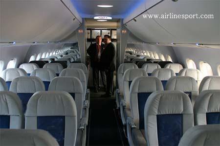 Aeroflot Irkut MS-21 Seats | Aeroflot Irkut MS-21 Seats ...