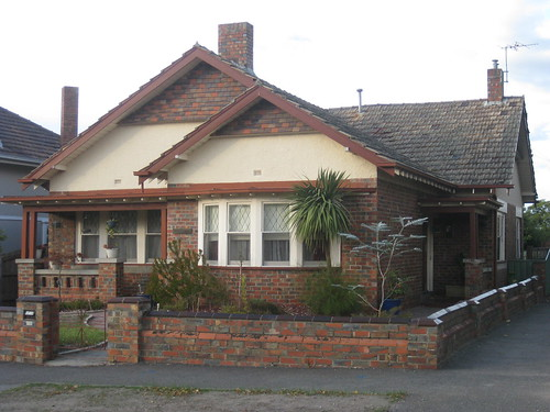 An Art Deco Villa of Clinker Bricks - Ballarat
